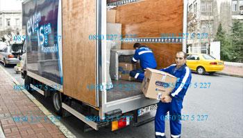 Ulusoy Nakliyat  tecrübeli çalışanları ve geniş araç filosuyla, tam gününde ve saatinde firmamıza ait araçlar ve elemanlarla eşyalarınızı gideceği yere güvenle taşır.