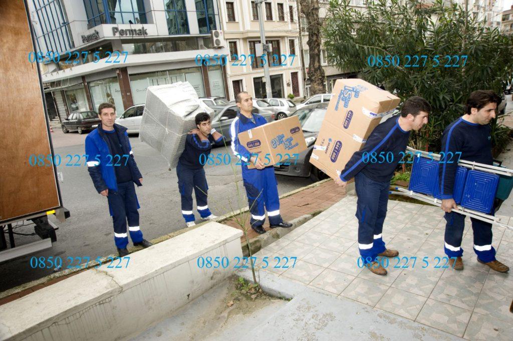 Şehirlerarası Ev Taşıma
