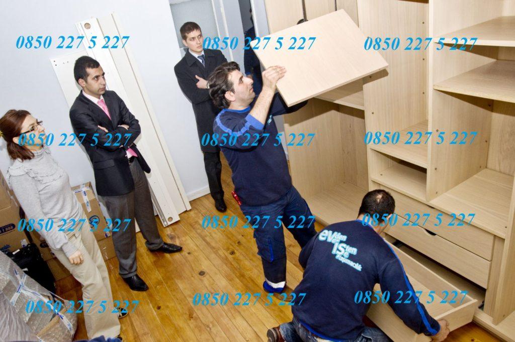 Ortaköy Nakliyat Şirketleri